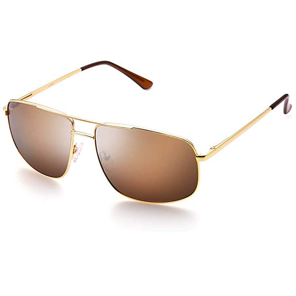 LotFancy Polarized Aviator Sunglasses