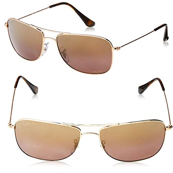 Ray-Ban Chromance Aviator Sunglasses