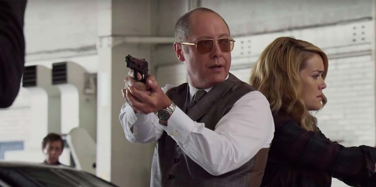What Sunglasses Raymond Reddington Wears? The Blacklist